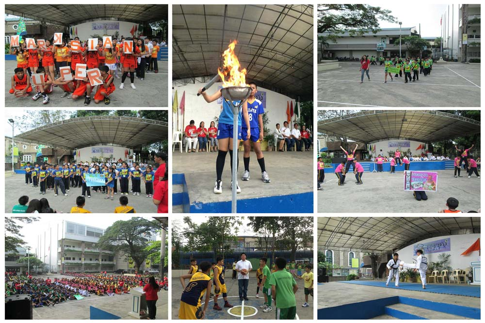 opening remarks for Intrams | just b.CAUSE